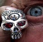 DestinyMan Skull Ring by TonyCreed.com