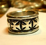 061. Custom Cross Ring.JPG