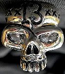 131D. X-man's Lucky 13 Skull Ring.jpg