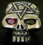 16D. Custom Silver Pentagram Skull Ring.jpg